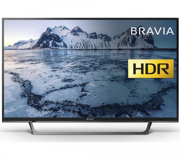 Sony KDL32WE613BU 32 Inch FREEVIEW HD SMART HDR