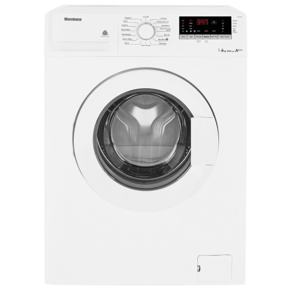 Blomberg LBF1623W 6kg 1200rpm Washing Machine