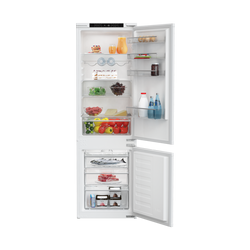 BLOMBERG KNM4553WI 70/30 BUILT IN FRIDGE FREEZER A+