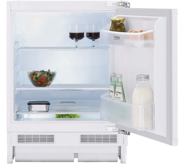 BEKO BLSF3682 BUILT UNDER LARDER FRIDGE