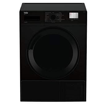 BEKO DTGC7000B 7KG CONDENSER DRYER BLACK