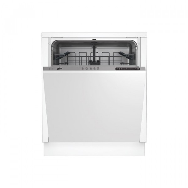 Beko DIN15211 12 Place Setting Fully Integrated Dishwasher