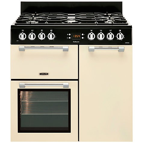 Leisure CK90F232CR 90CM DUAL FUEL RANGE CREAM