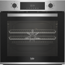 BEKO CIFY81X SINGLE OVEN STAINLESS STEEL 66 LITRES