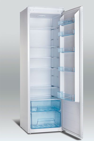 NORDMENDE RITL397 TALL INTEGRATED LARDER FRIDGE A+