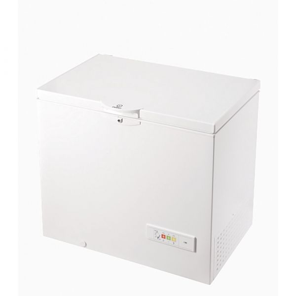 INDESIT OS1A250H2UK 250 LITRE CHEST FREEZER