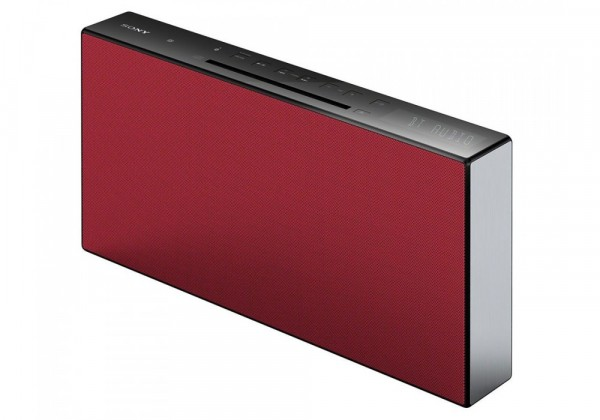 Sony Wireless Flat Panel HI-Fi Red