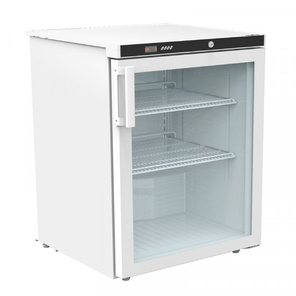 Unifrost GDF200 Under Counter Glass Fronted Display Freezer