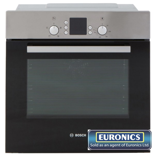 Bosch HBN531E1B Multi Function Single Oven