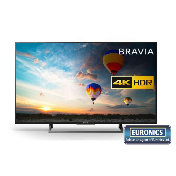 "Sony KD49XE8005BU 49"" 4K HDR Android TV"
