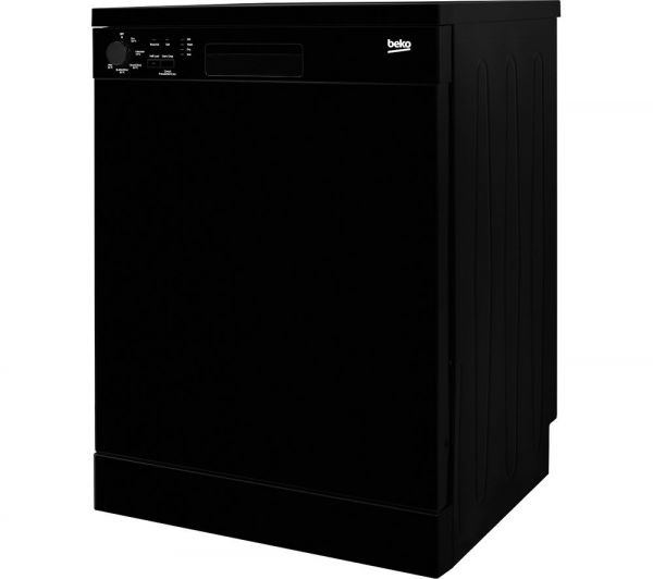 BEKO DFN05310B 13 PLACE DISHWASHER BLACK A+