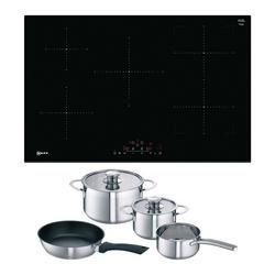 NEFF T48FD23X2 80CM INDUCTION HOB COMBIZONE