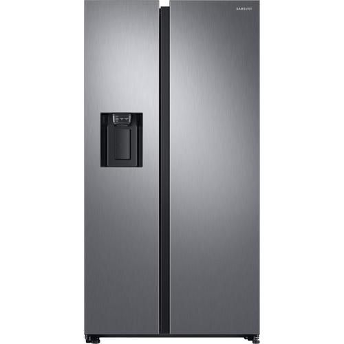 SAMSUNG RS68N8220S9 AMERICAN STYLE FRIDGE FREEZER ICE/WATER
