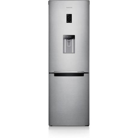SAMSUNG RB31FDRNDSA FROST FREE FRIDGE FREEZER WATER DISPENSER SILVER