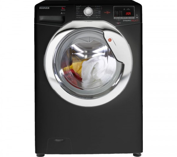 Hoover DXOC58C3B 8KG 1500RPM Washing Machine