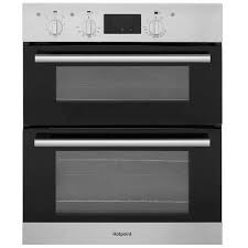 Hotpoint DU2540IX Double Under Oven Stainless Steel