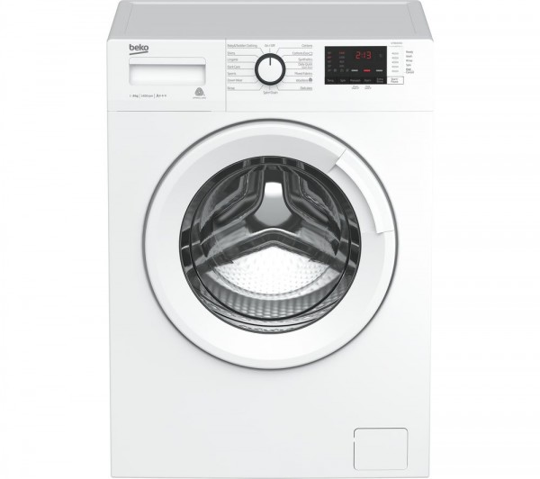 Beko WTG841B1W 8kg 1400rpm Washing Machine