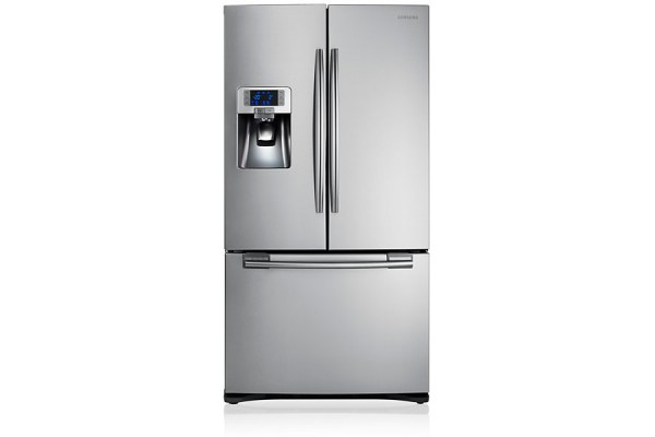 Samsung RFG23UERS1 3 Door American Fridge Freezer