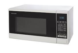 Sharp R372WM Microwave 900w Touch