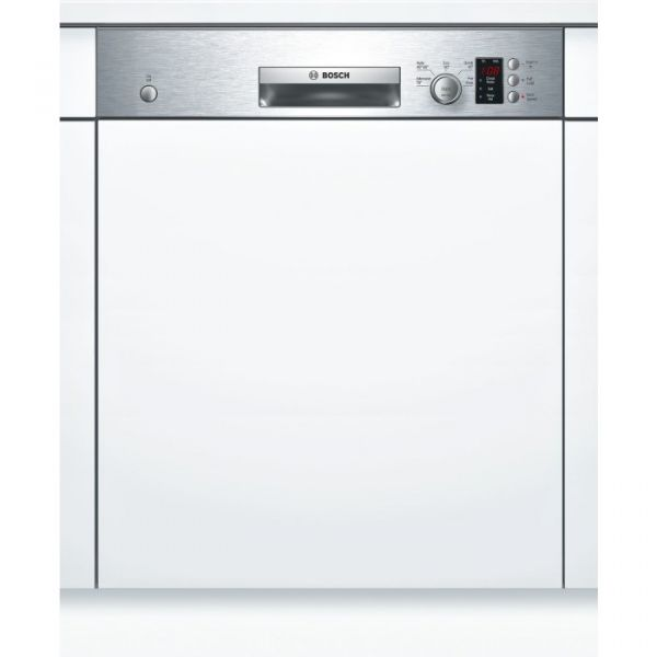 BOSCH SMI50C15 SEMI INTEGRATED DISHWASHER STEEL