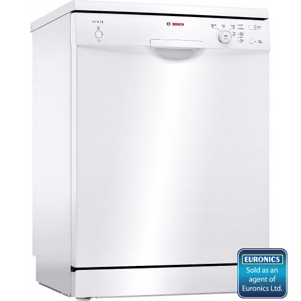 BOSCH SMS24AW01G 60 CM DISHWASHER 12 Place D/washer