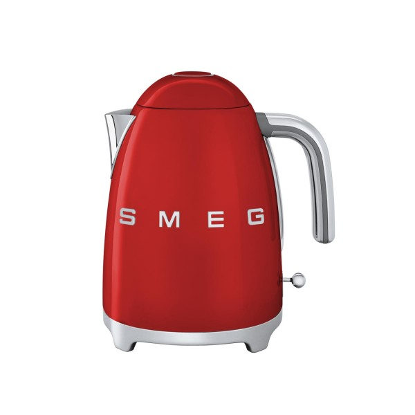 Smeg KLF03RDUK Retro Kettle Red
