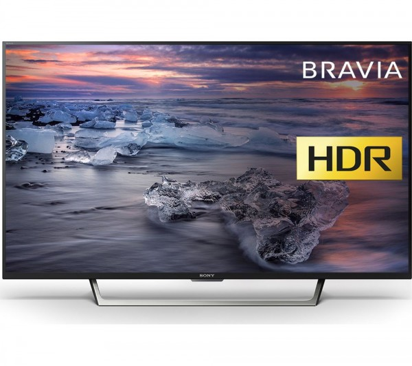 "Sony KDL43WE753BU 43"" Full HD HDR Smart TV"