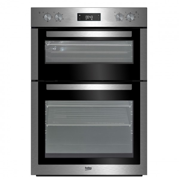 Beko Double Oven Stainless Steel