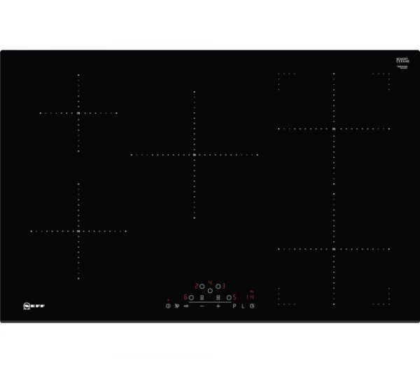 NEFF T48FD23XO 80CM INDUCTION HOB TOUCH
