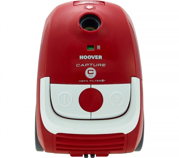 Hoover Bagged Cylinder Vacuum