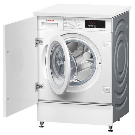 BOSCH WIW28301GB 8KG INTEGRATED WASHING MACHINE