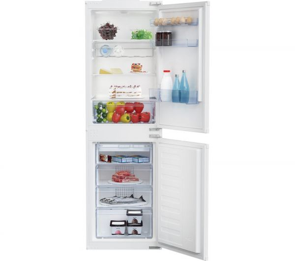 BEKO BCFD150 50/50 FROST FREE BUILT IN FRIDGE FREEZER