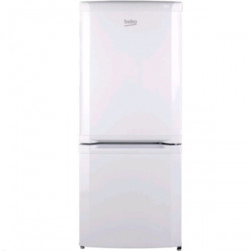 Beko CSG15362W 2 Drawer Fridge Freezer