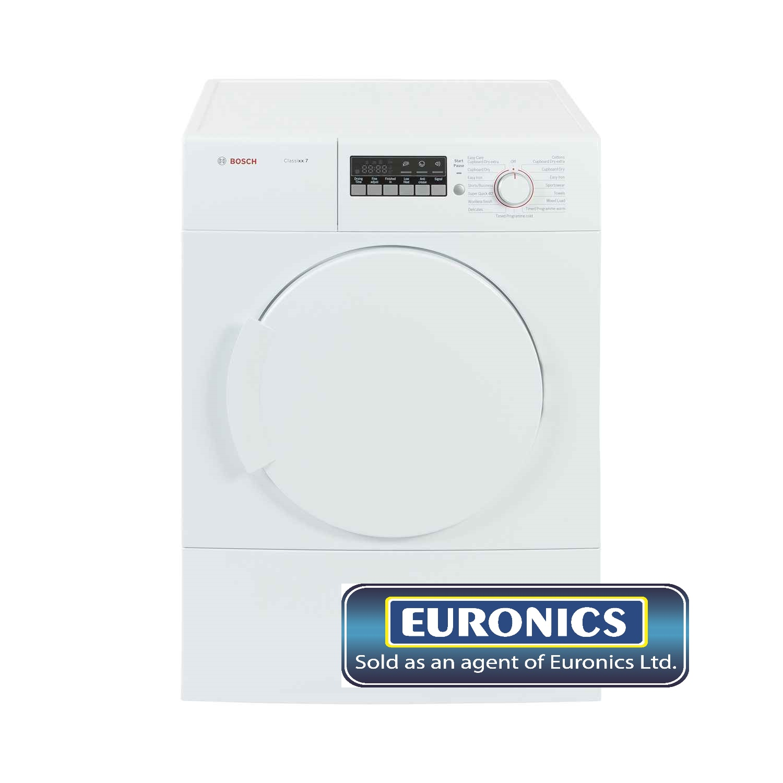 Bosch WTA74200GB 7kg Vented Tumble Dryer