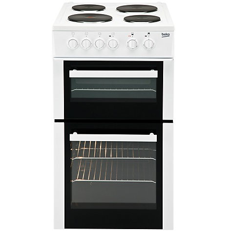 Beko BD533AW Cooker Solid 50cm