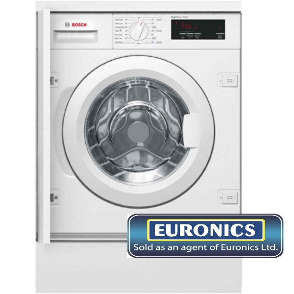 Bosch WIW28300GB 8kg 1400rpm Built In Washing Machine