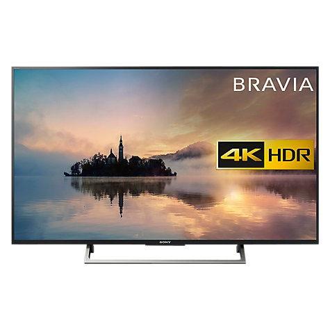 "Sony KD43XE7003BU 43"" 4K-HDR Smart TV"