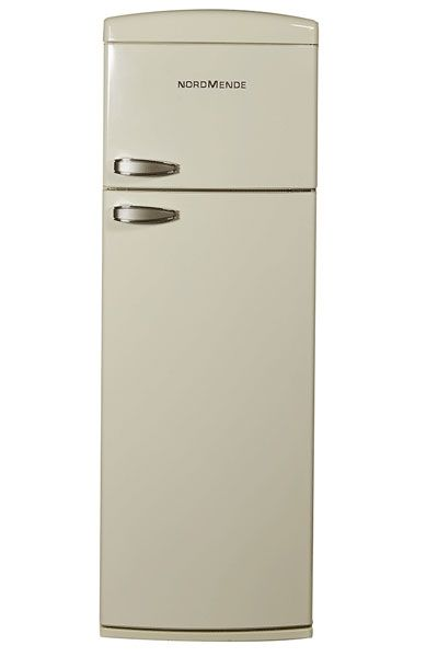 NORDMENDE RET347CA RETRO STYLE FRIDGE FREEZER
