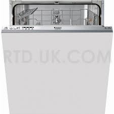Hotpoint LTB4B019UK Intergrated Dishwasher Full Size