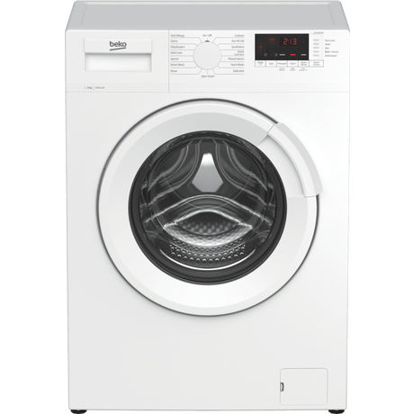 BEKO WTL84141W 8KG 1400 SPIN A+++