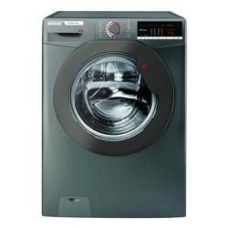 HOOVER H3W58TGGE 8 KG 1500 SPIN A+++ GRAPHITE WASHING MACHINE