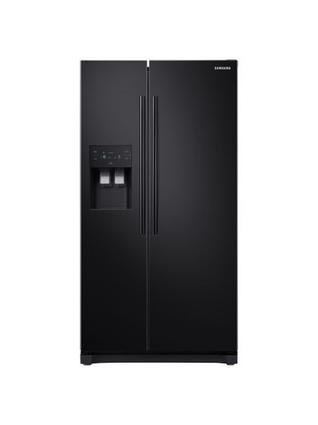 SAMSUNG RS50N3513BC AMERICAN FRIDGE FREEZER ICE/WATER BLACK