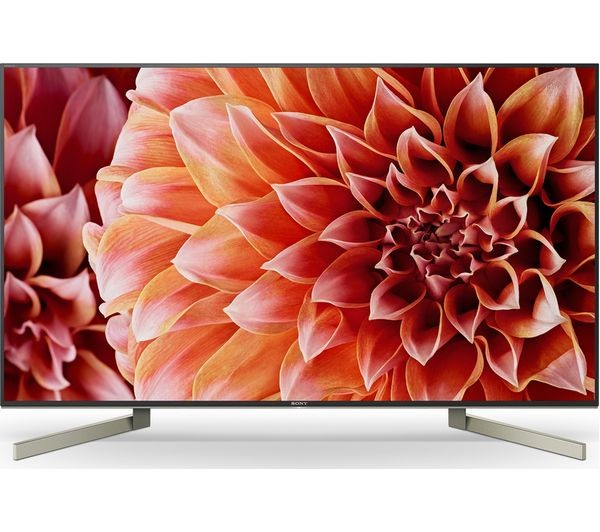 "Sony KD49XF9005BU 49"" 4K-HDR Android TV"
