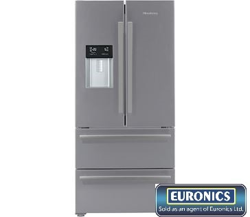 Blomberg KFD4952XD 4 Door American Fridge Freezer