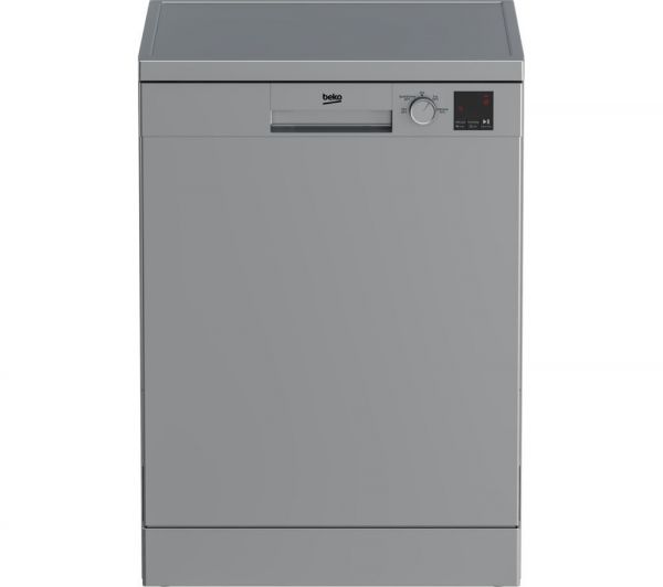 BEKO DVN04320S 13 PLACE SETTING DISHWASHER A++ SILVER