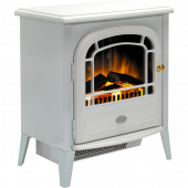 DIMPLEX CVL20 2KW LOG EFFECT ELECTRIC FIRE WHITE