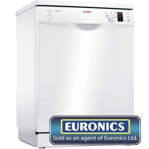 BOSCH SMS25AW00G 12 PLACE DISHWASHER A++ WHITE
