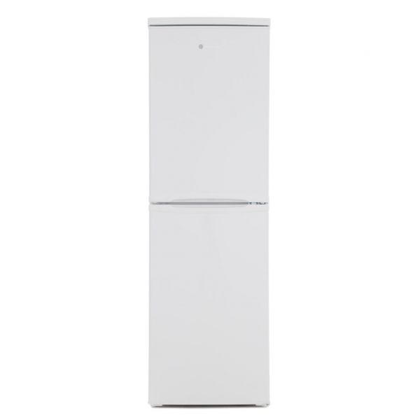 HOOVER HSC574W TALL FRIDGE FREEZER WHITE A+