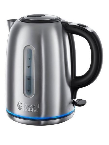 RUSSELL HOBBS 20460 QUIET BOIL KETTLE STAINLESS STEEL