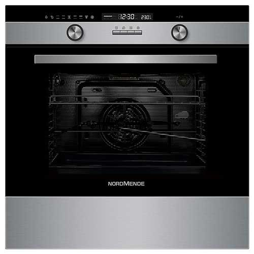 NORDMENDE SOC515IX SINGLE OVEN STAINLESS STEEL MULTIFUCTION